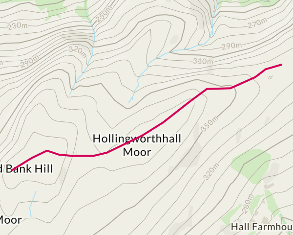 hike routes