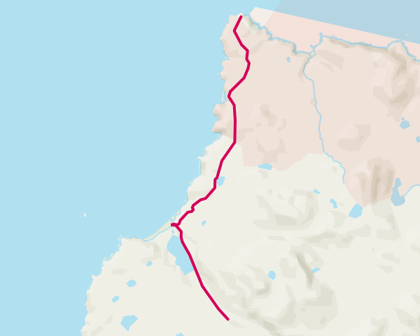 1. Cape Wrath to Strathan
