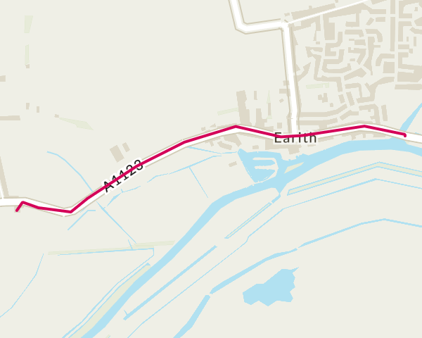 Earith to bluntishan walk of witness 2016